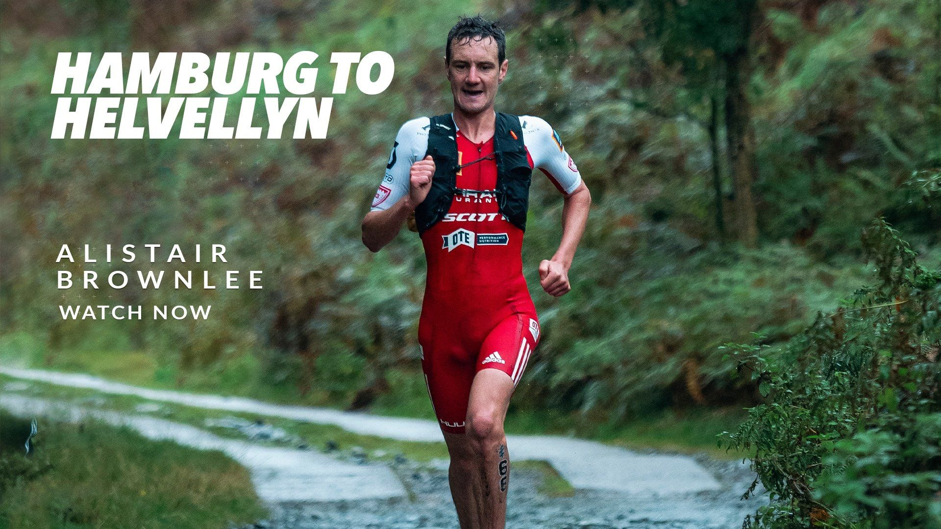 From Hamburg to Helvellyn: Ali Brownlee's Story