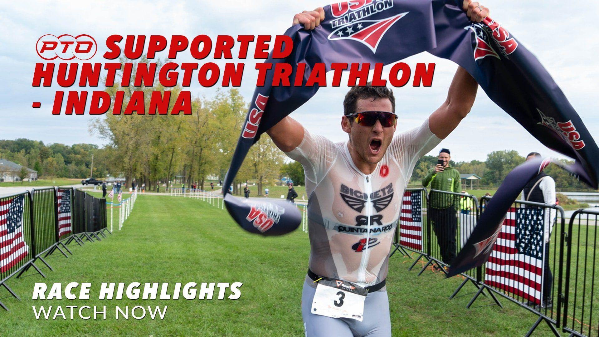HIGHLIGHTS: Huntington Triathlon
