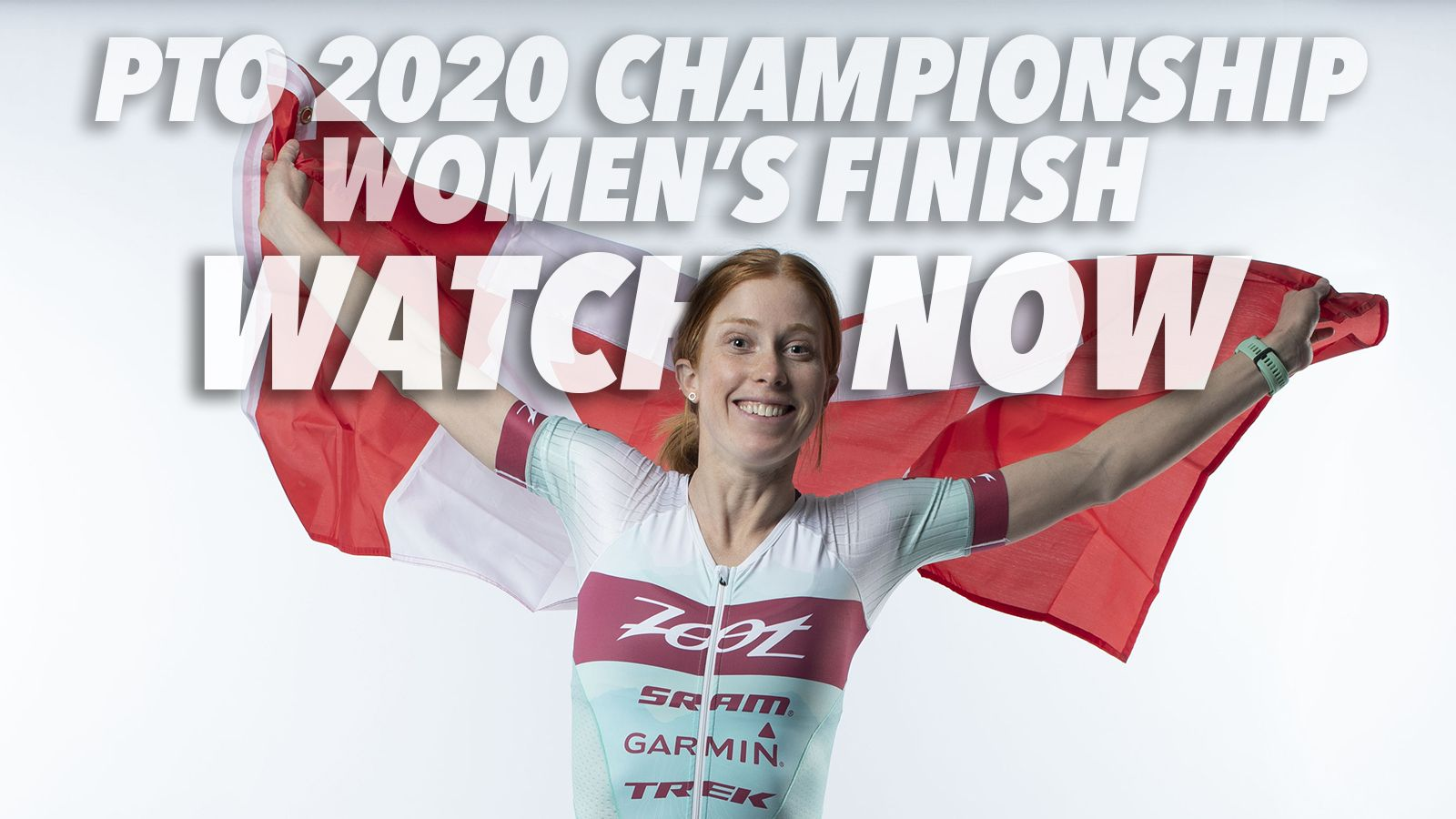 Women's Race Finish