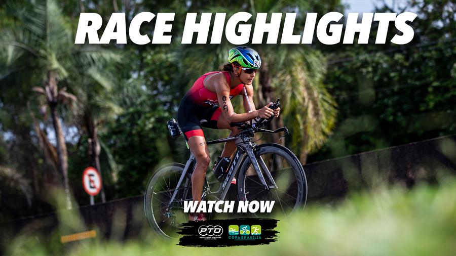 Copa Brasilia de Triathlon 2020   Race Highlights