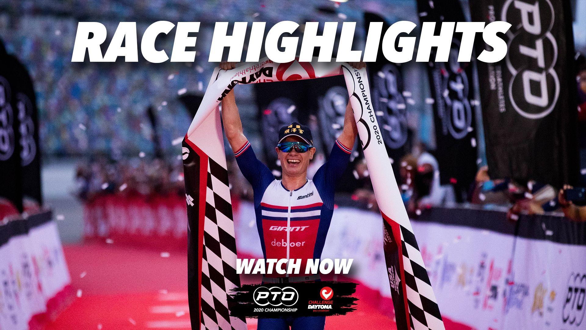 PTO 2020 Championship at Challenge Daytona   Race Highlights