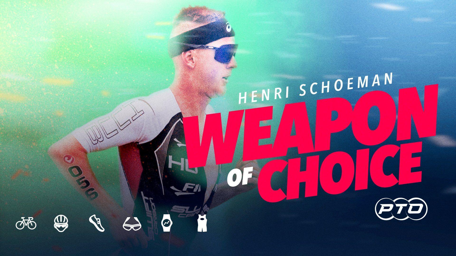 Weapon of Choice || Henri Schoeman