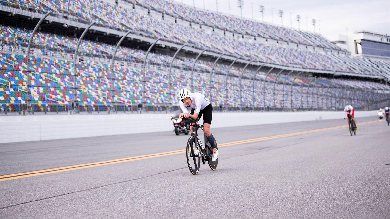 Building the 'Ultimate Daytona Triathlete'