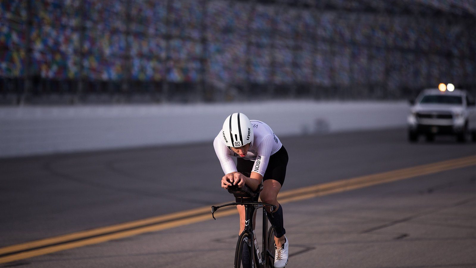 King of the Bike: Ditlev showcases cycling prowess in Daytona