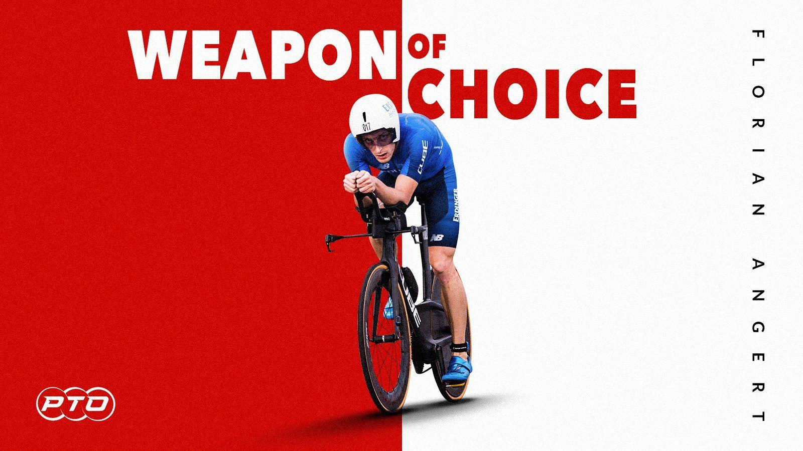 Weapon of Choice || Florian Angert