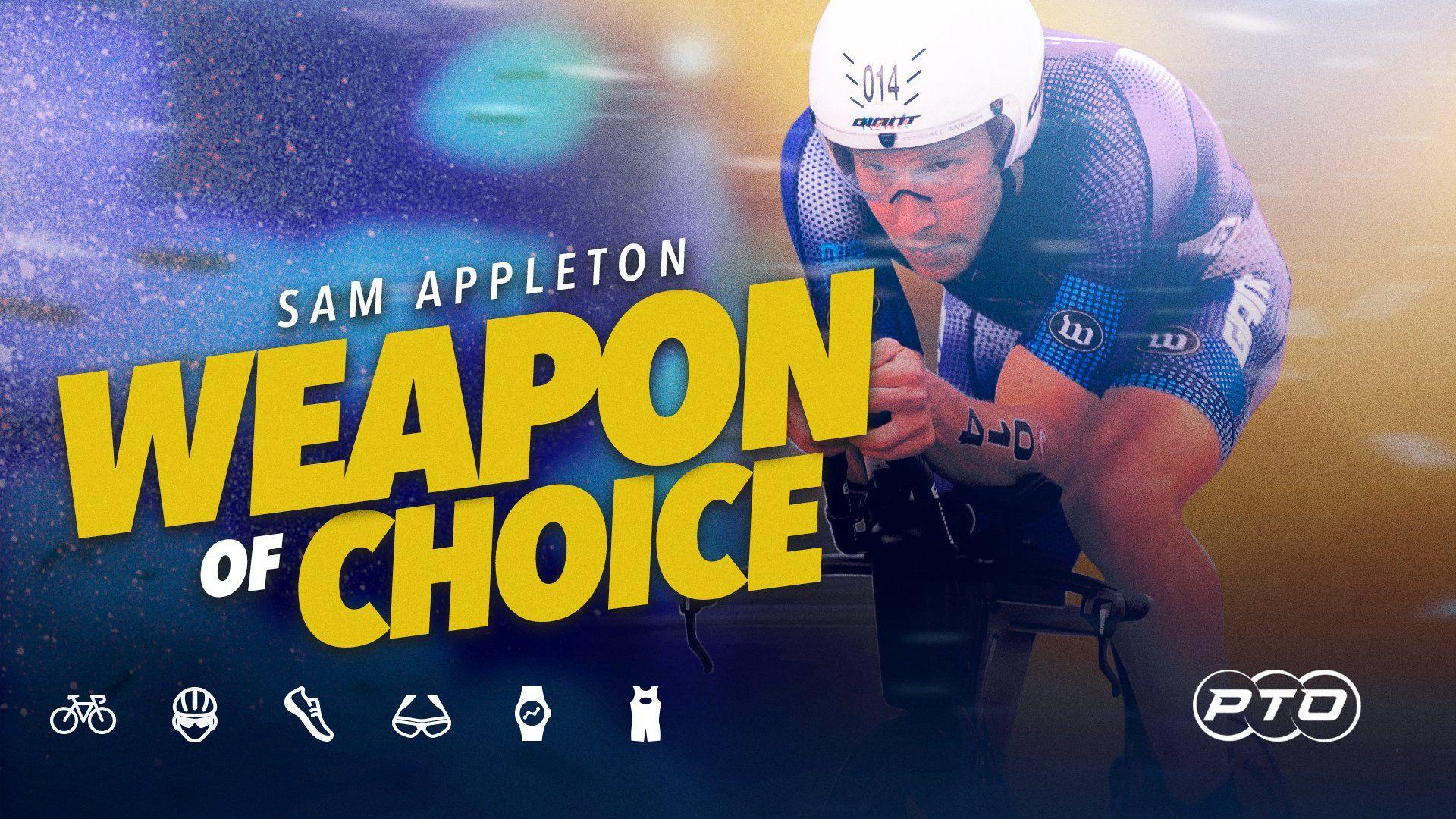 Weapon of Choice || Sam Appleton