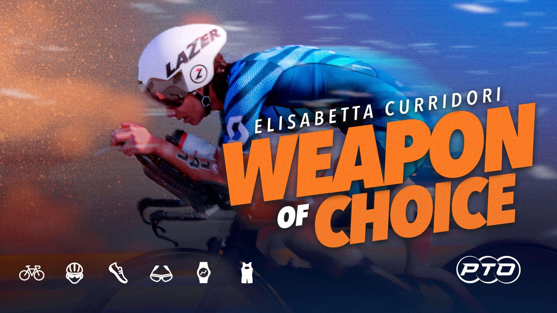 Weapon of Choice || Elisabetta Curridori