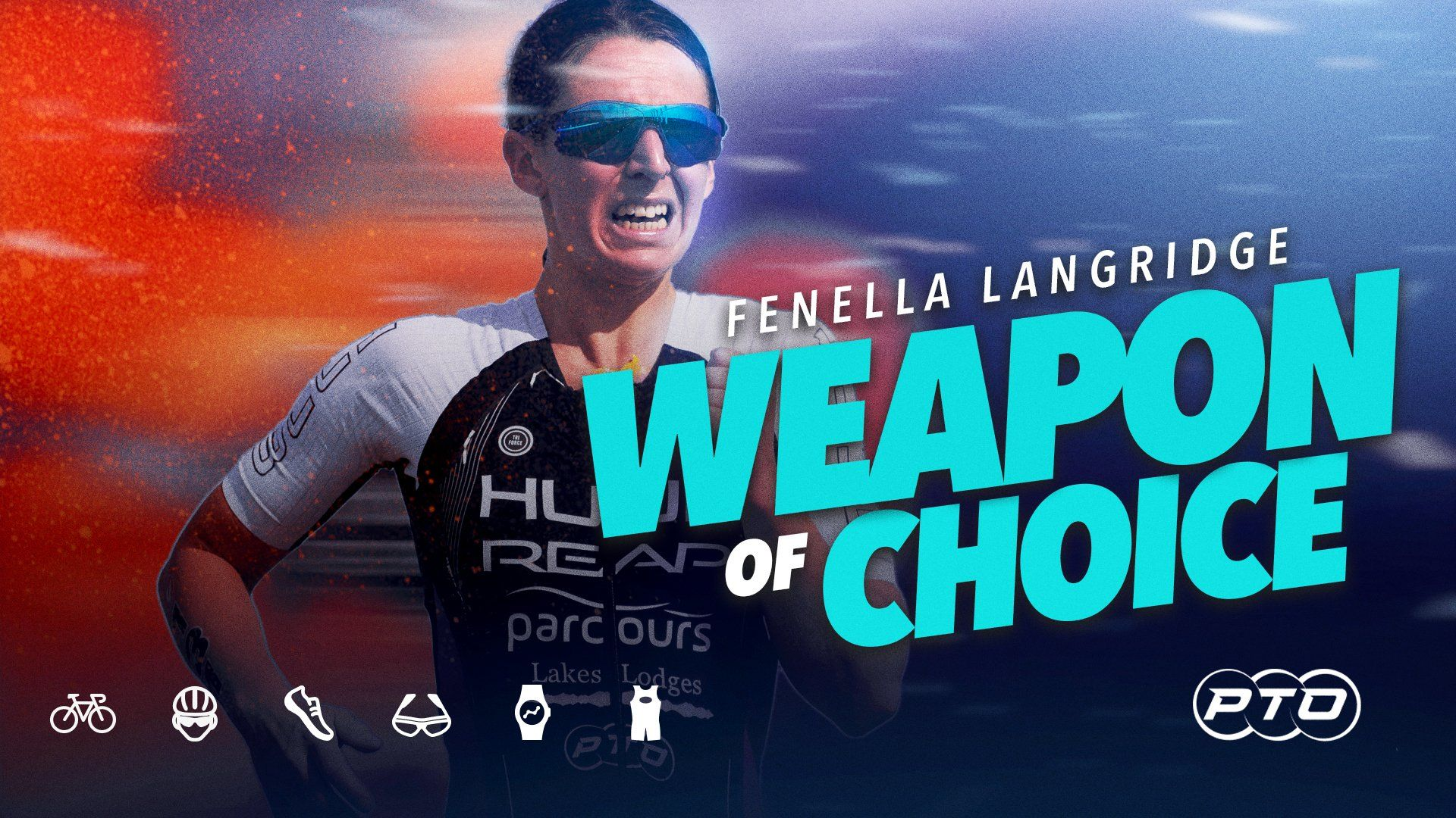 Weapon of Choice || Fenella Langridge