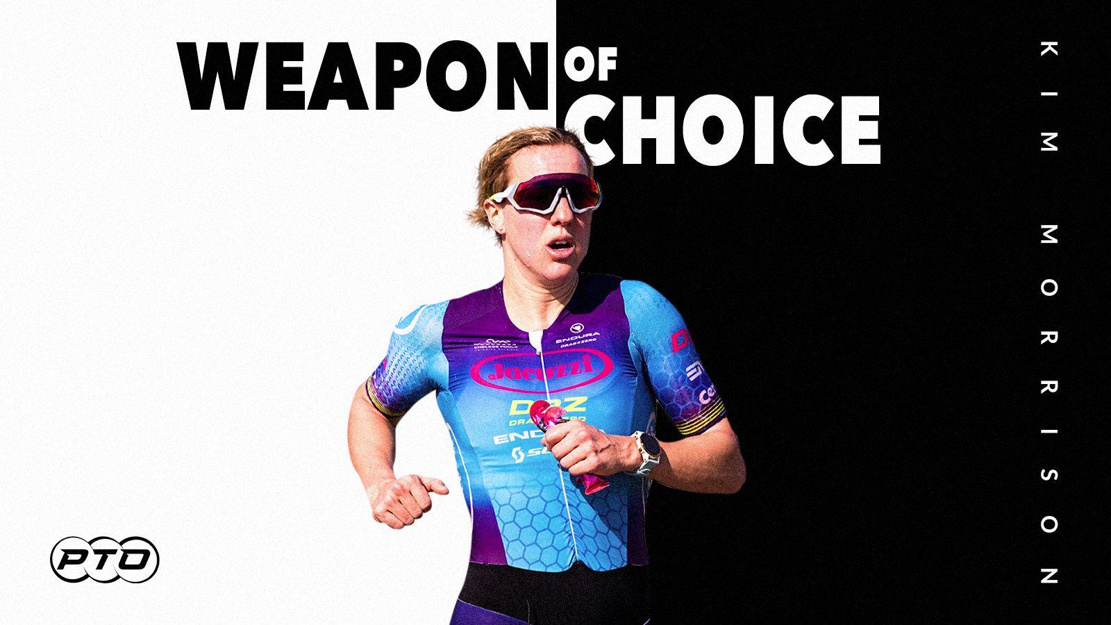 Weapon of Choice || Kimberley Morrison