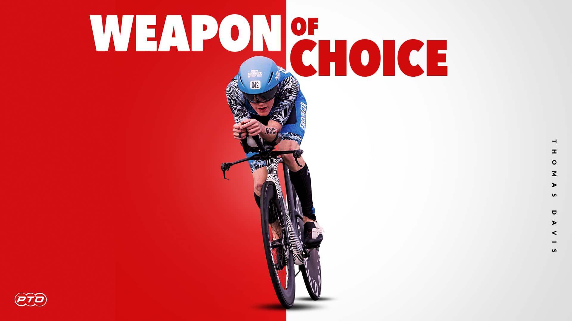Weapon of Choice || Thomas Davis