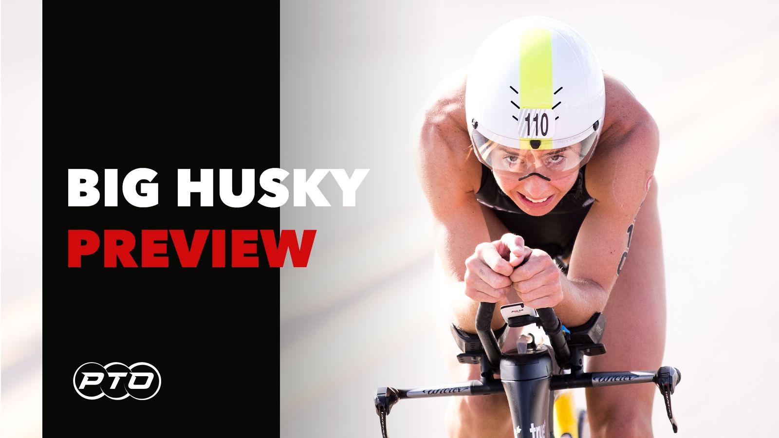 Big Husky Triathlon: Start time, live stream and PTO stars in action