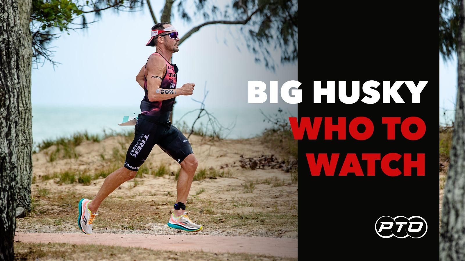 Big Husky Triathlon: Five PTO stars to watch