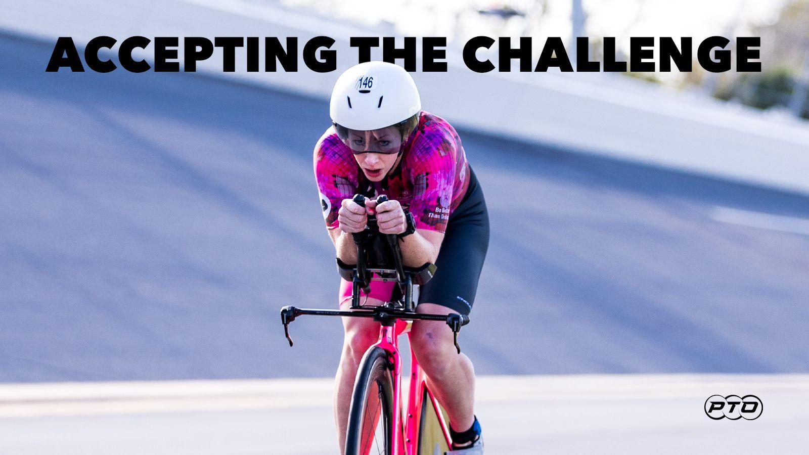 Accepting the challenge: Renee Kiley's epic journey