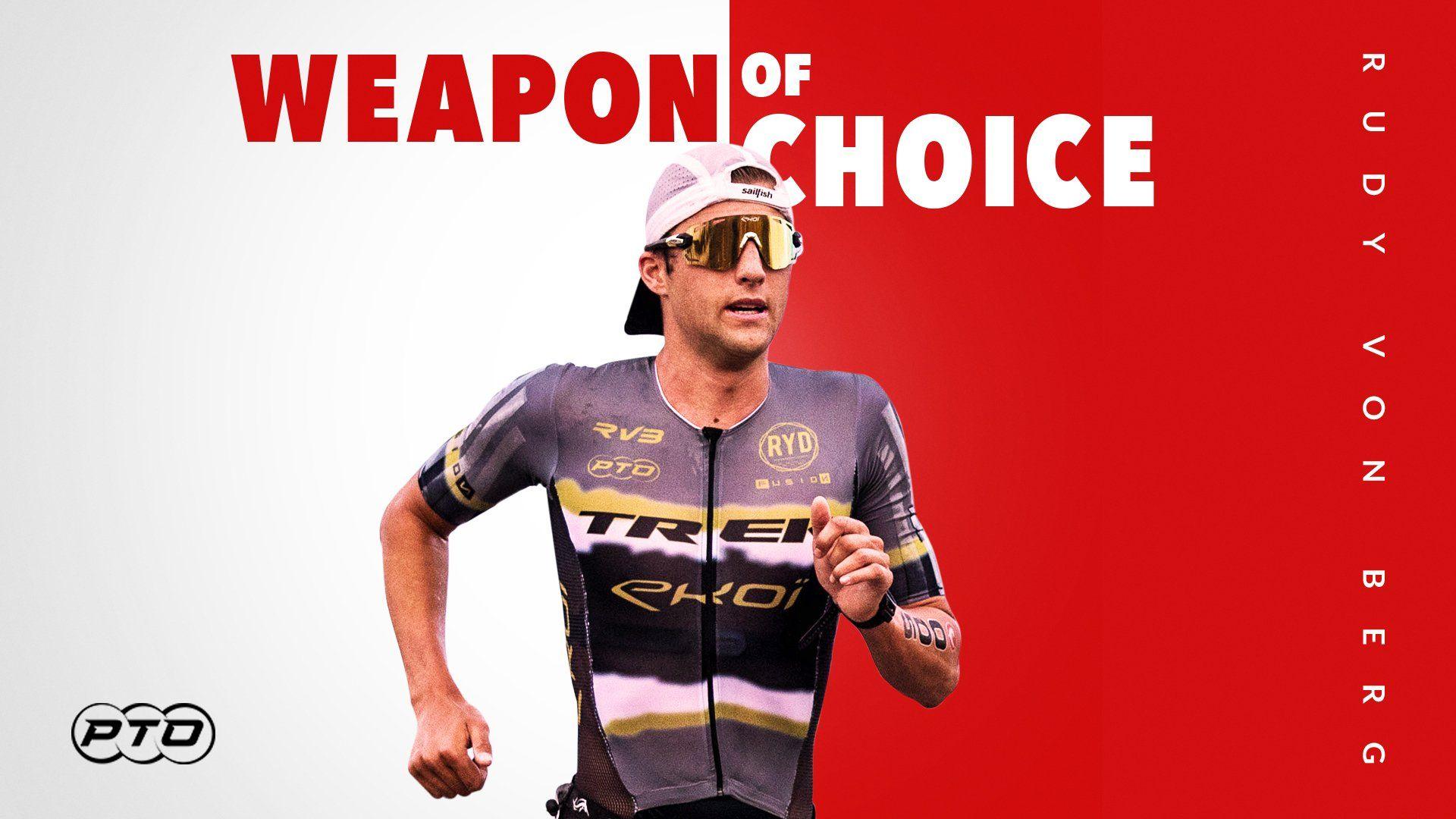 Weapon of Choice || Rudy von Berg