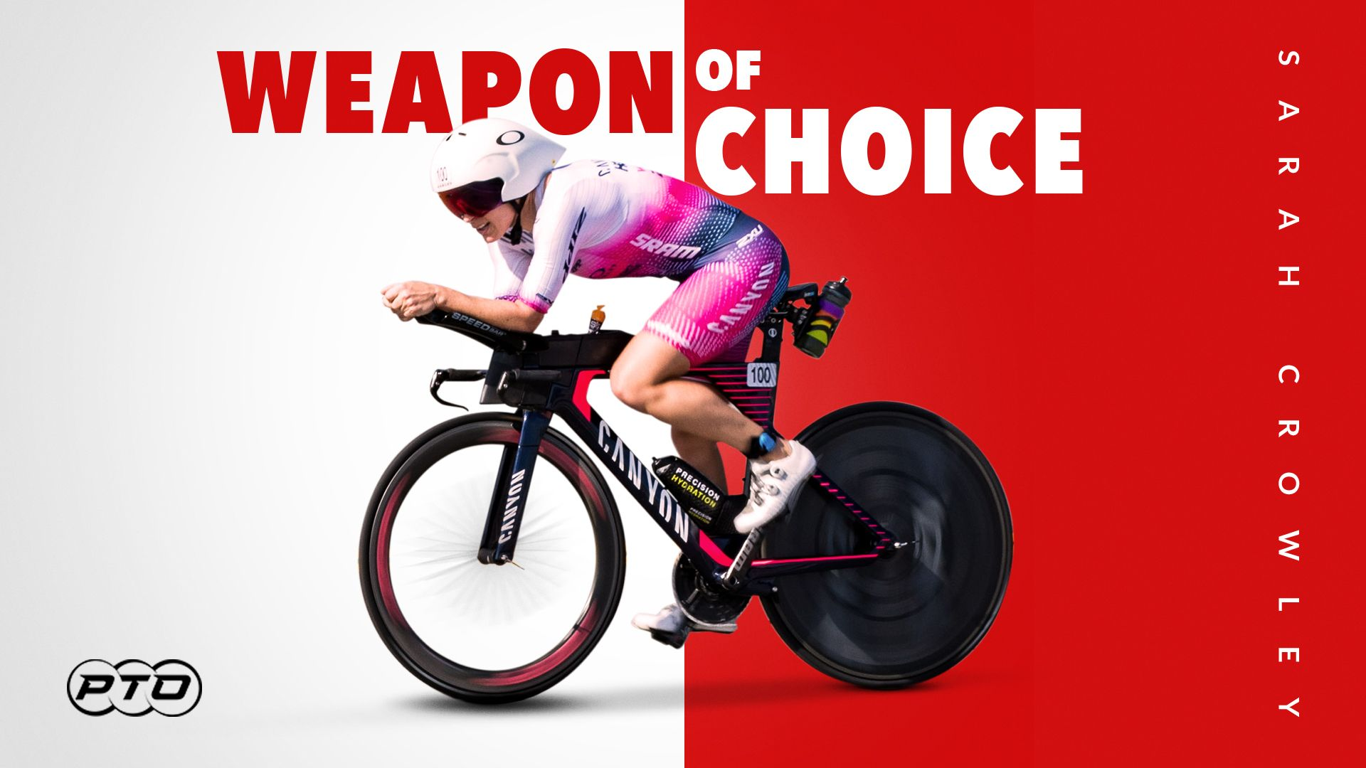 Weapon of Choice    Sarah Crowley