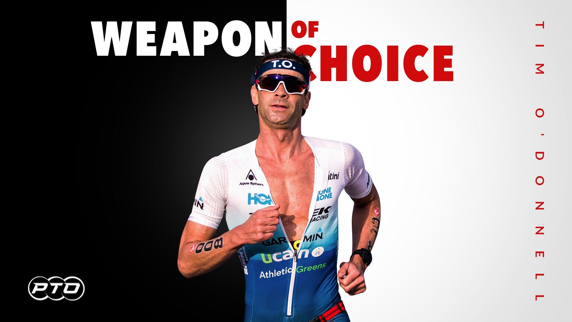 Weapon of Choice    Tim O'Donnell