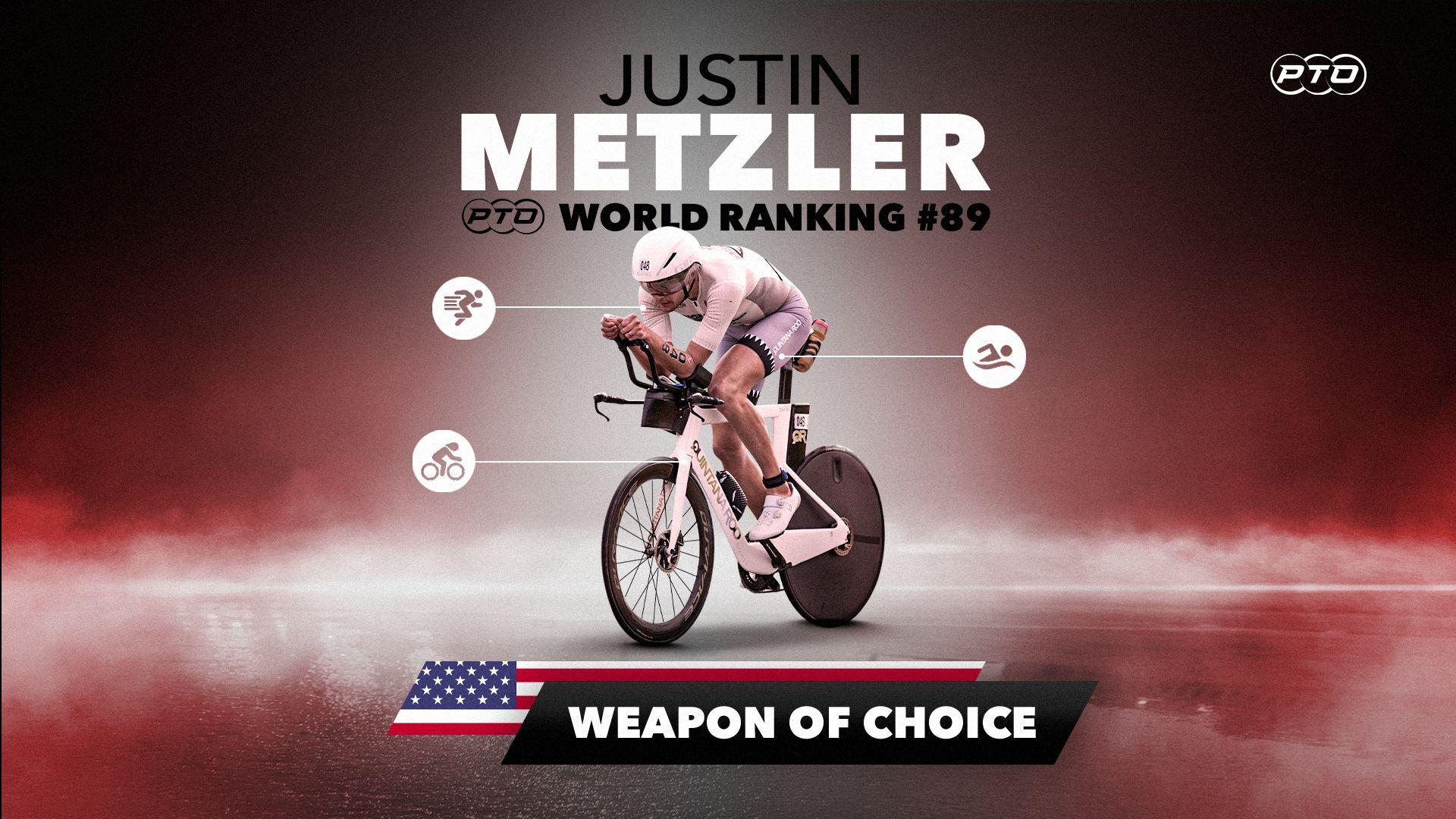 Weapon of Choice    Justin Metzler