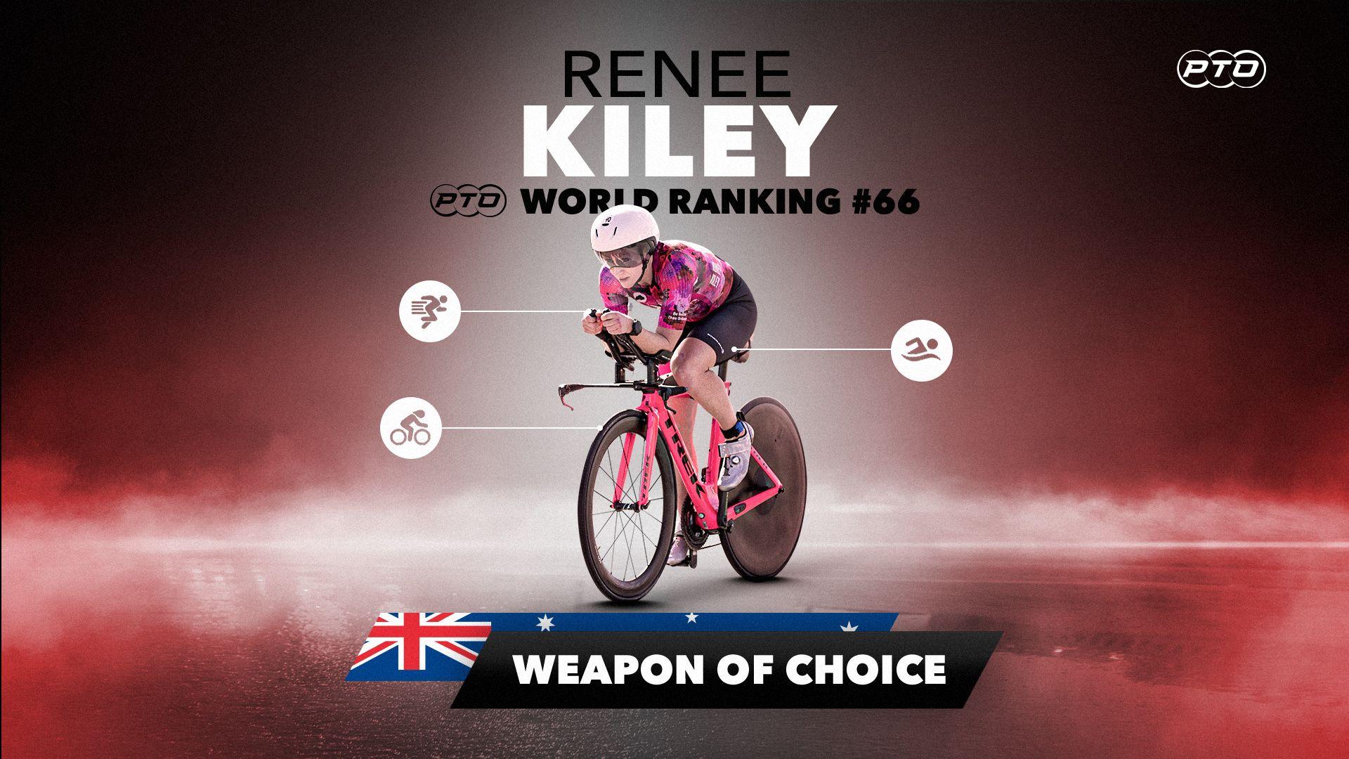 Weapon of Choice || Renee Kiley