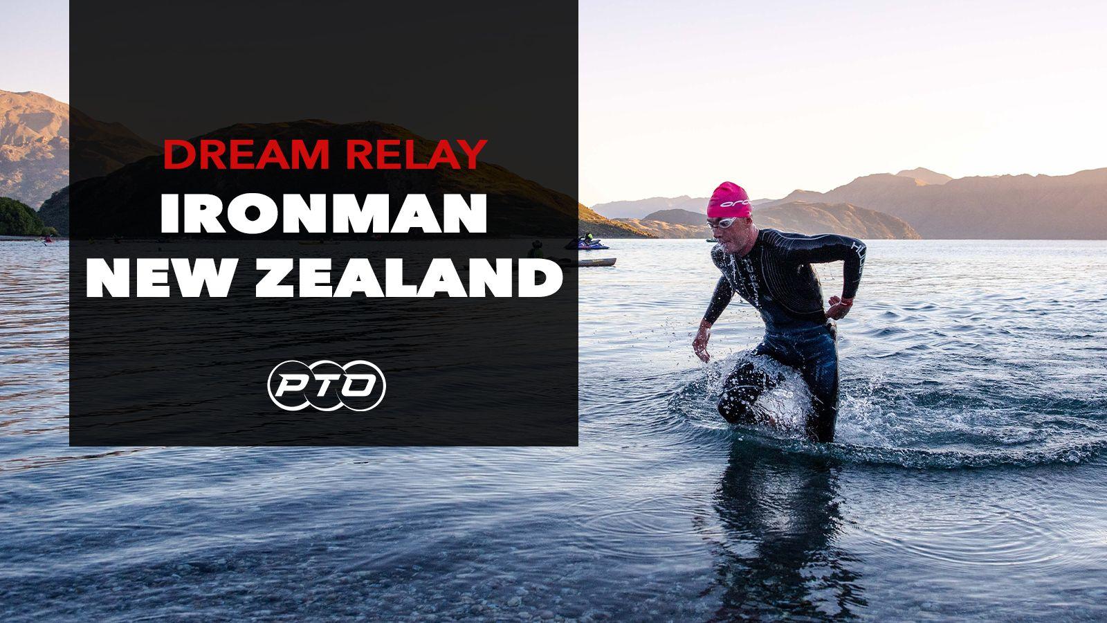 Dream Relay: Ironman New Zealand