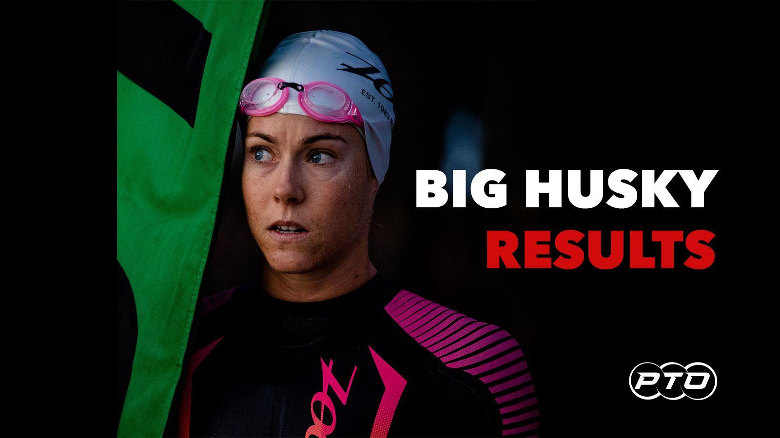 Big Husky Triathlon: Salthouse and Hearn take the spoils