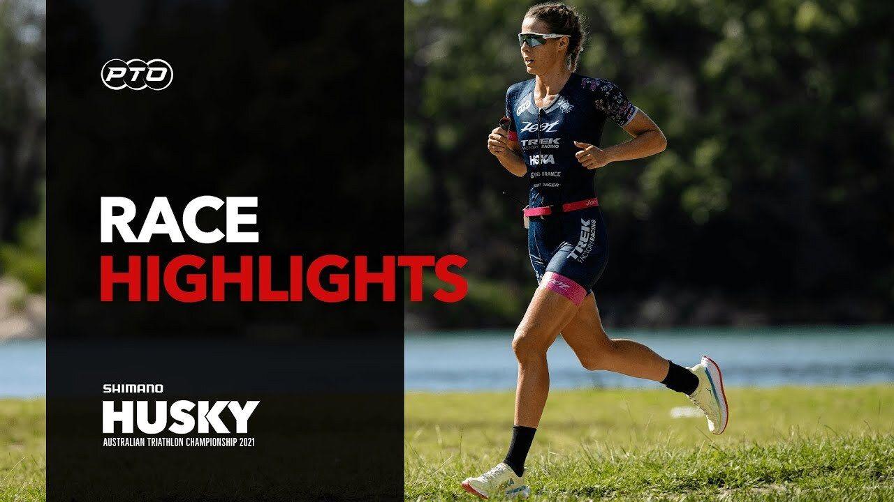 Shimano Husky Australian Triathlon Championships 2021 | Race Highlights