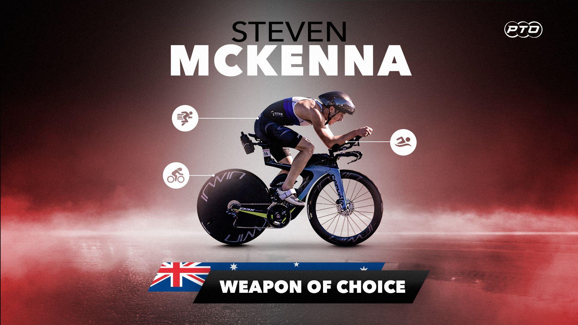 Weapon of Choice || Steven McKenna