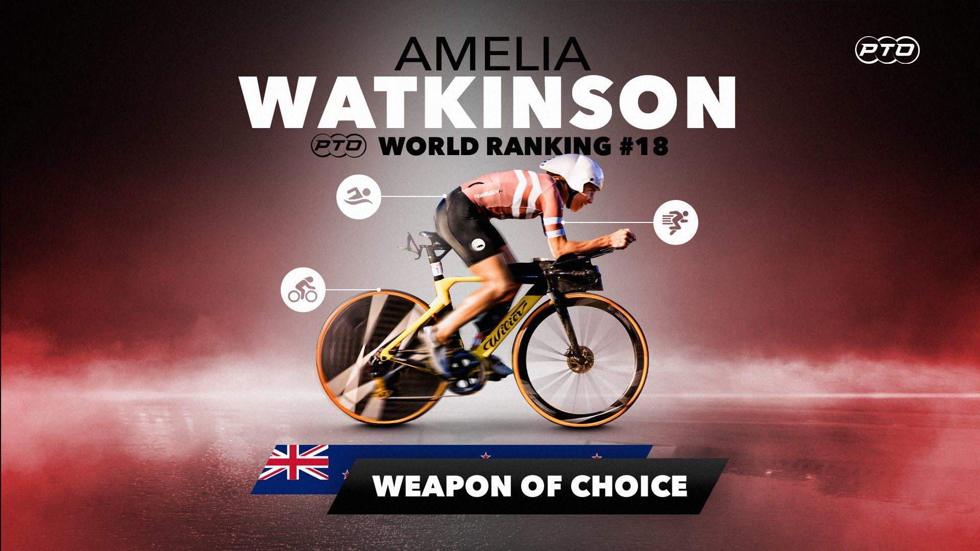 Weapon of Choice || Amelia Watkinson
