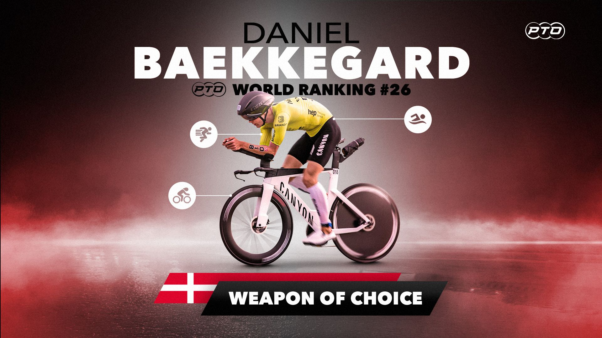 Weapon of Choice || Daniel Baekkegard