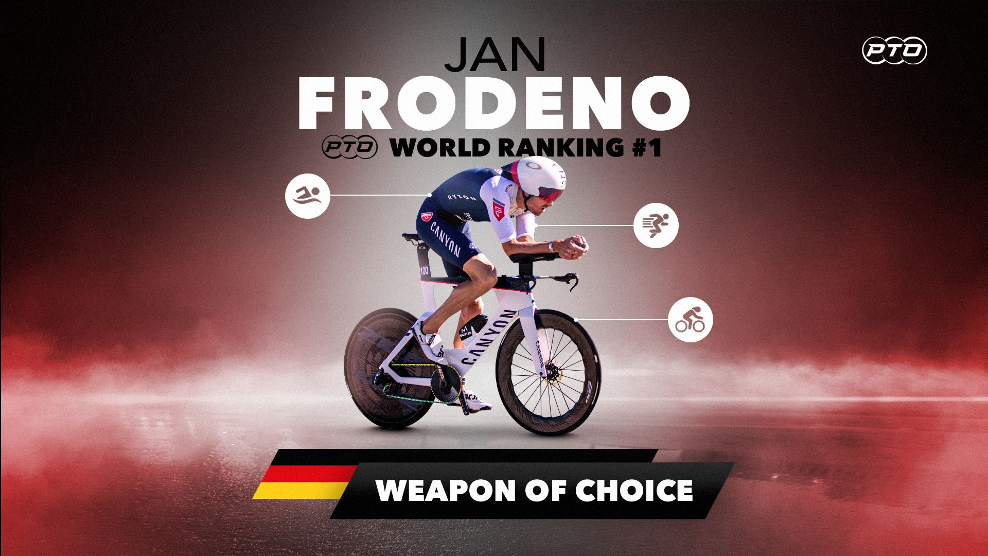 Weapon of Choice || Jan Frodeno
