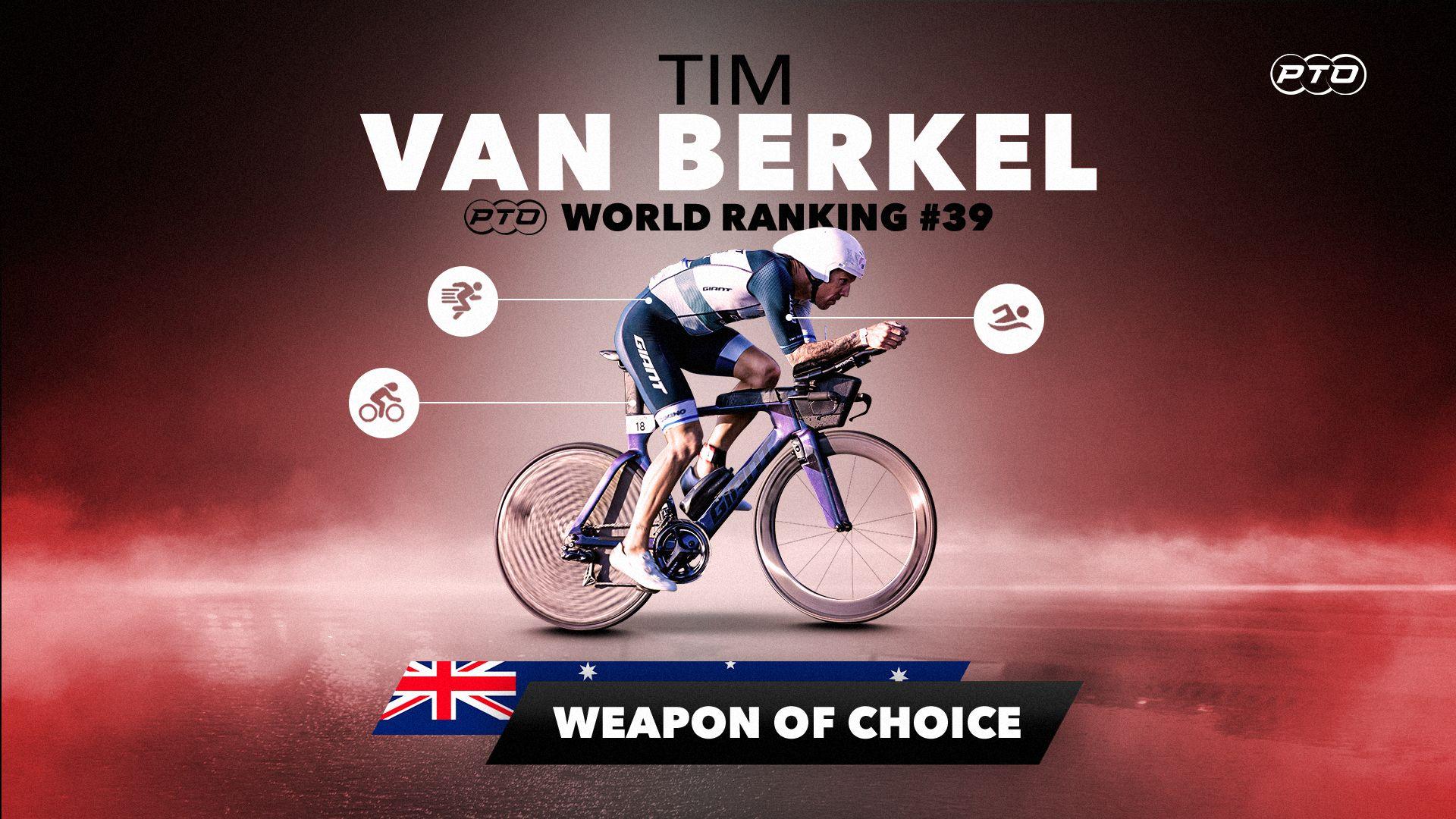 Weapon of Choice ||Tim van Berkel