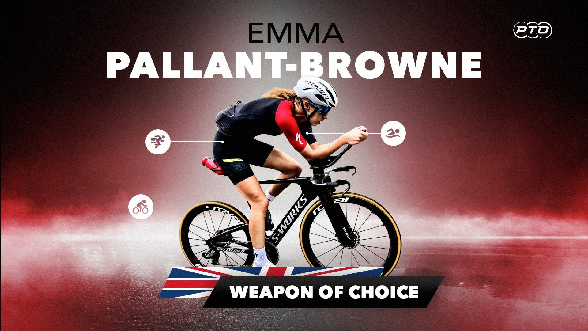Weapon of Choice || Emma Pallant-Browne