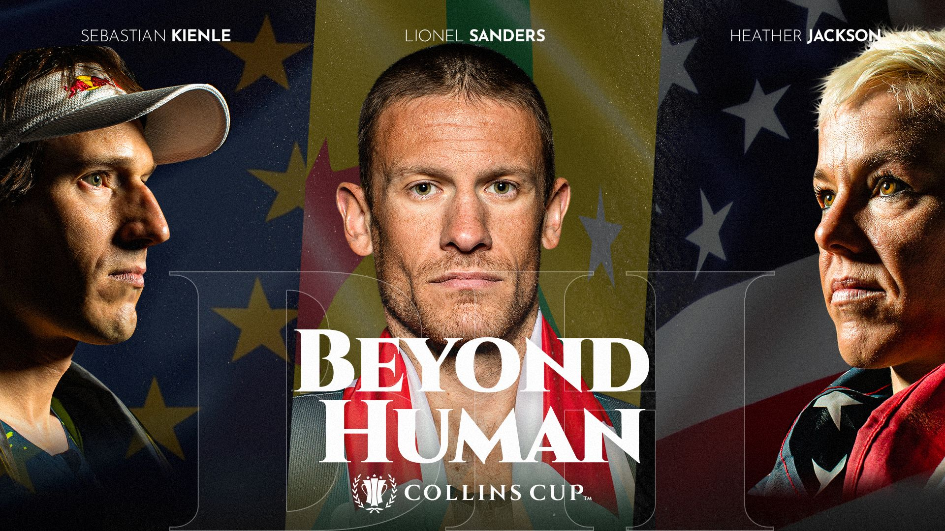Beyond Human Trailer | Collins Cup