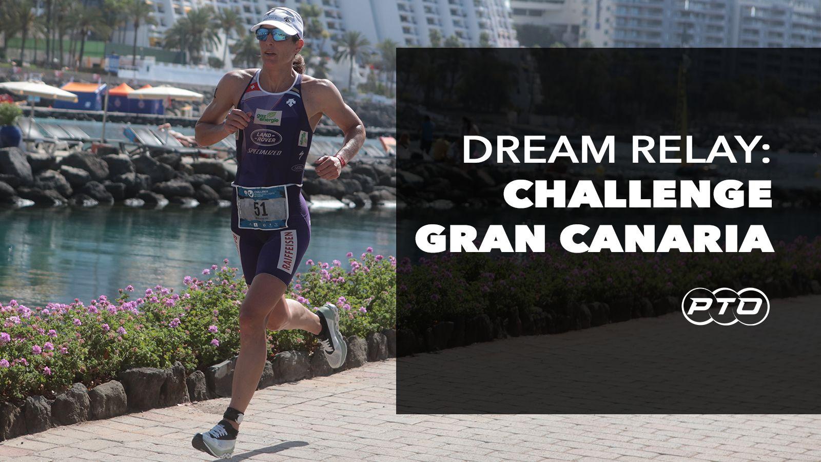 Dream Relay: Challenge Mogán-Gran Canaria