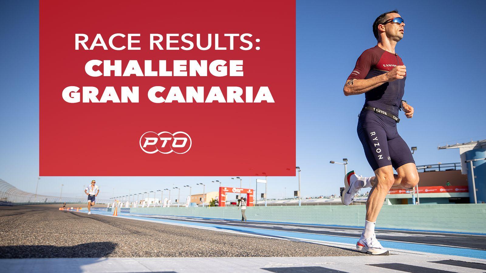 Race Results: Challenge Mogán-Gran Canaria 2021