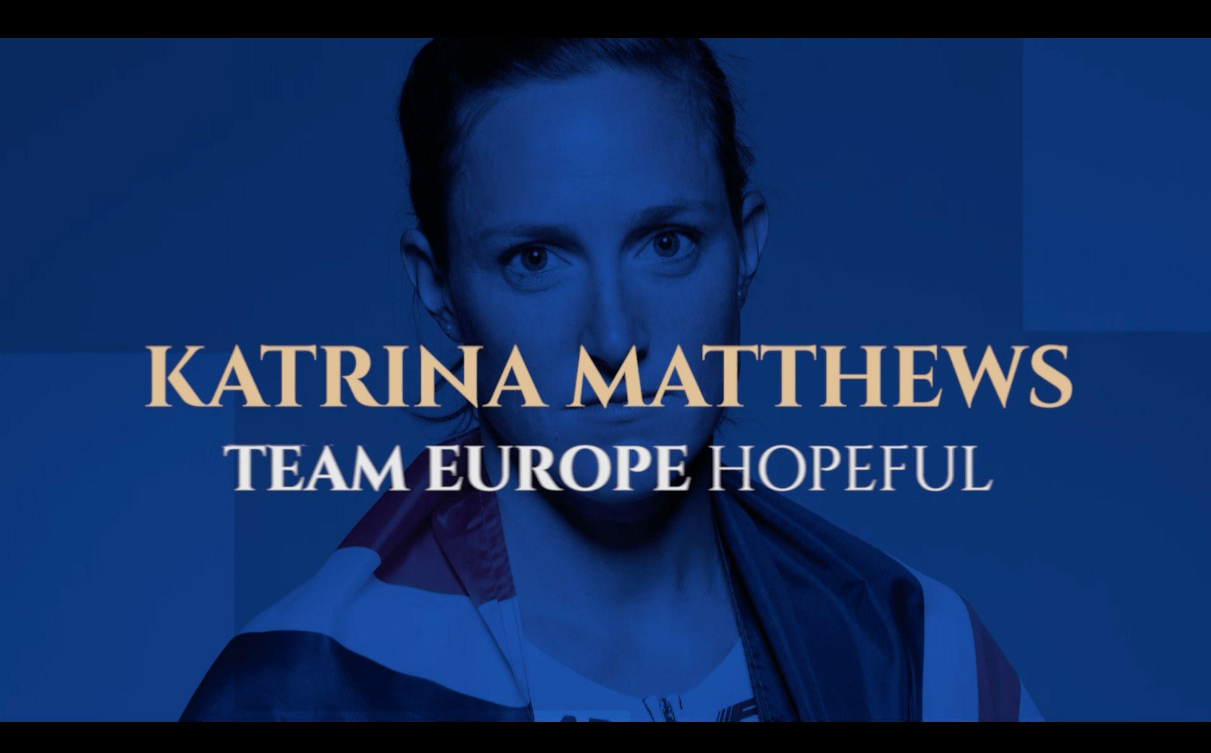 Katrina Matthews: Collins Cup Profile | Team Europe