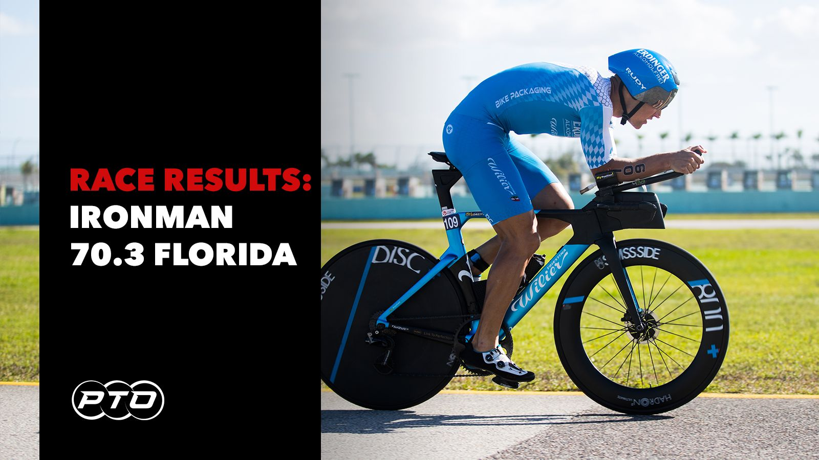 Race Results: Ironman 70.3 Florida