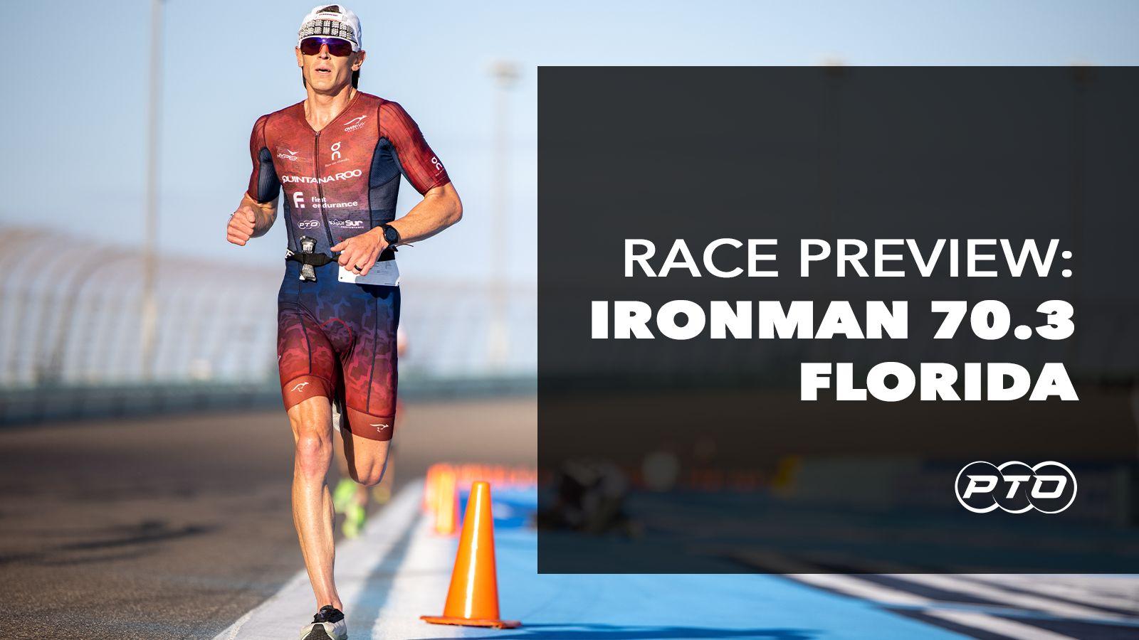Race Preview: Ironman 70.3 Florida