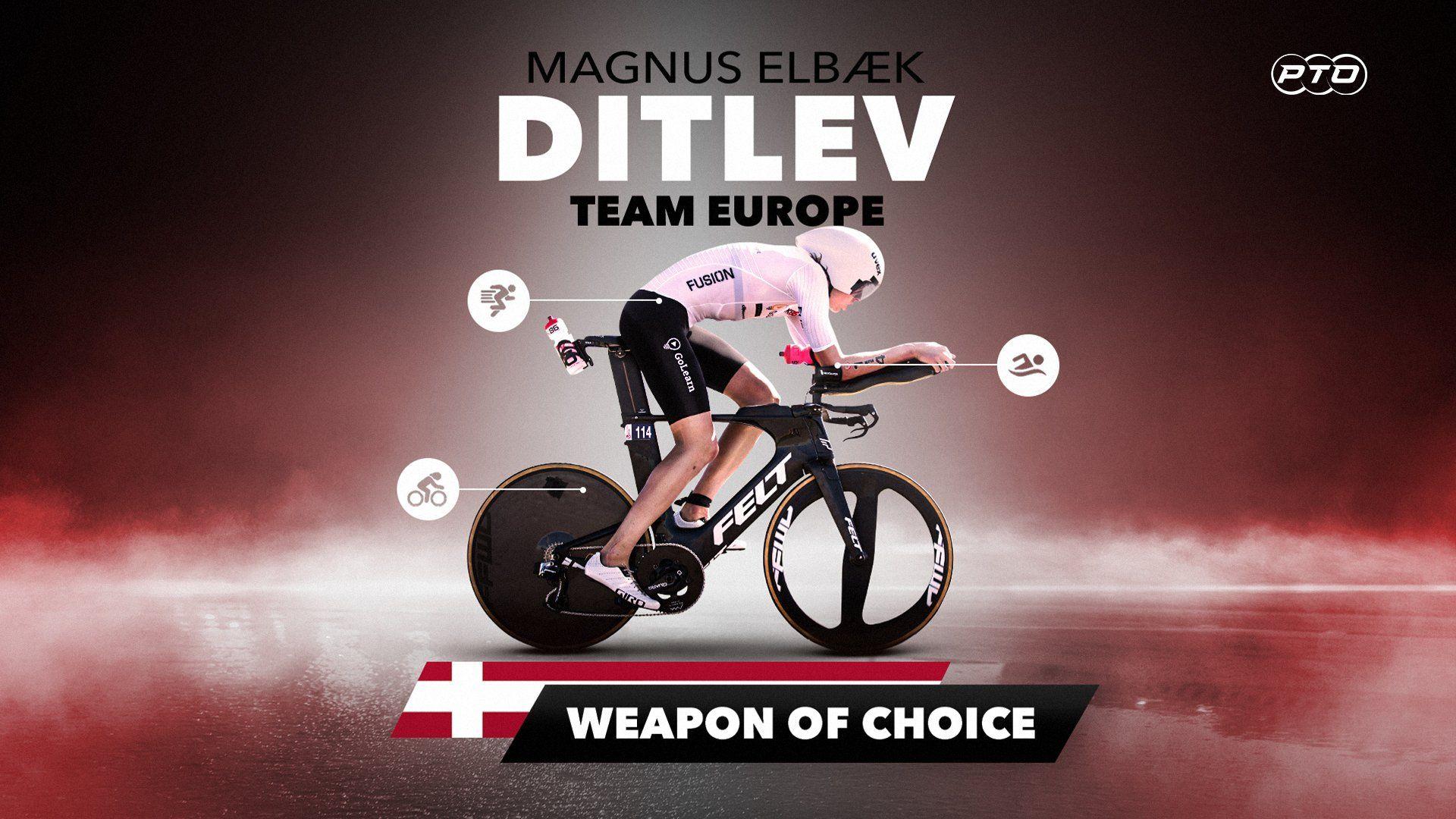 Weapon of Choice || Magnus Elbæk Ditlev