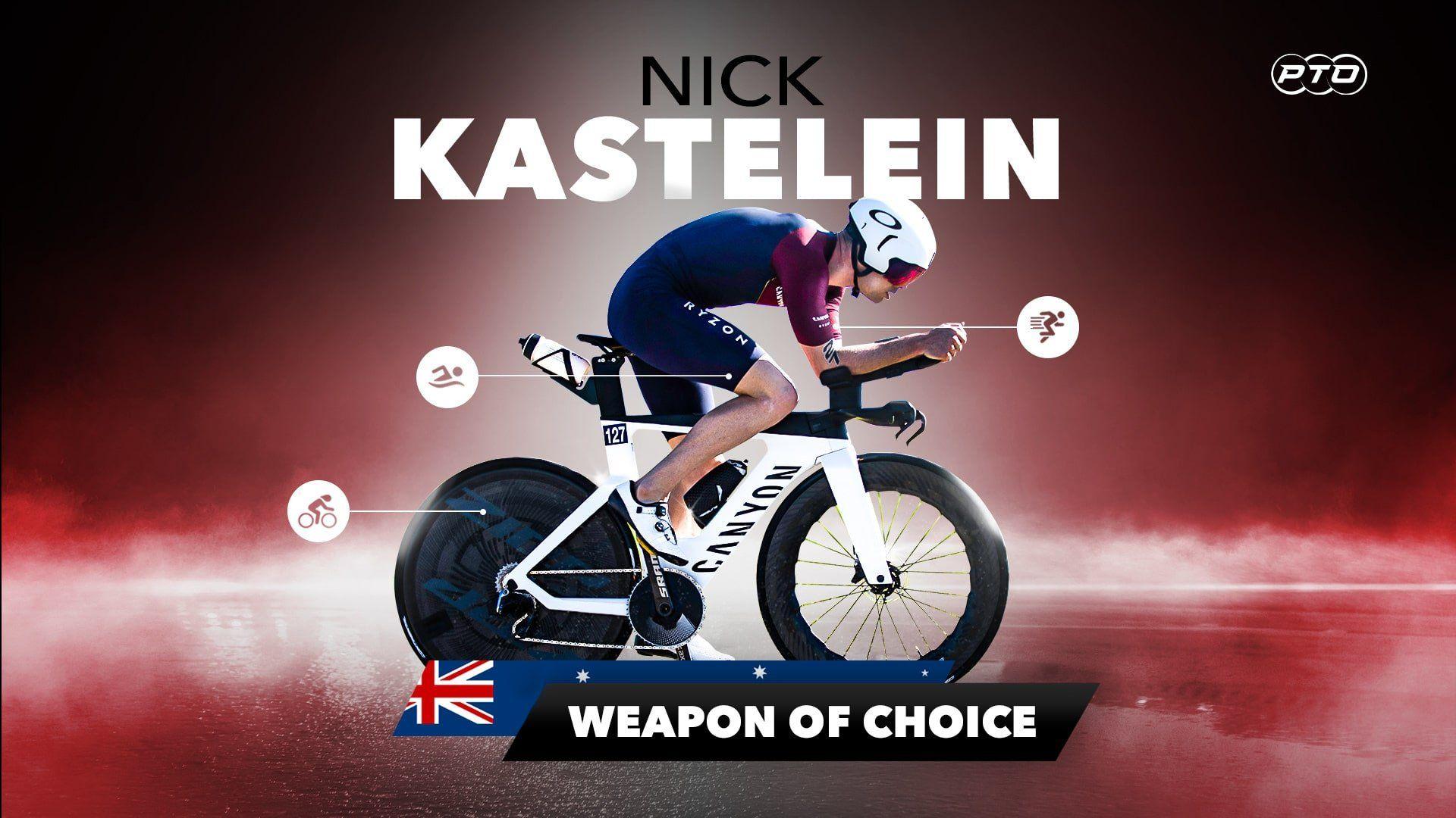 Weapon of Choice || Nick Kastelein