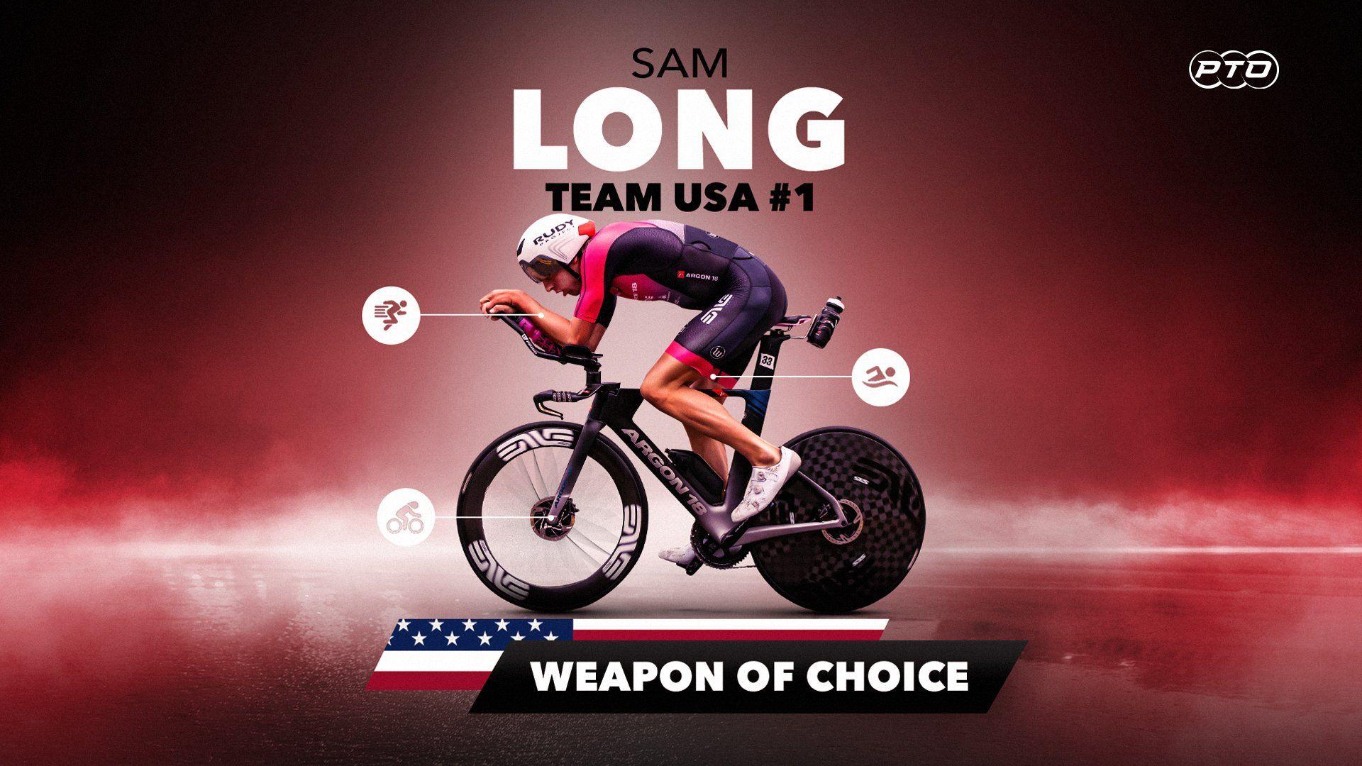 Weapon of Choice || Sam Long