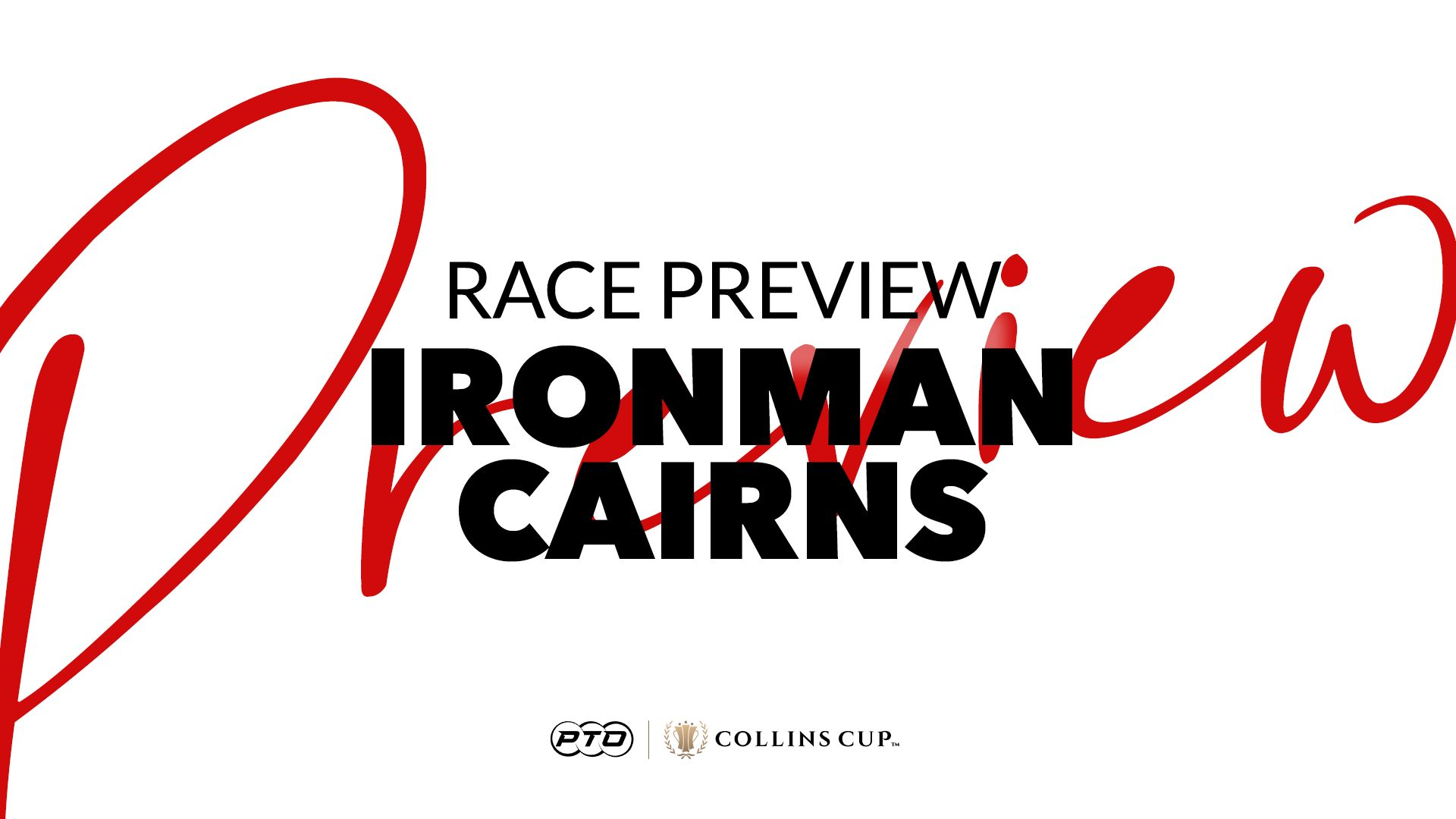 Race Preview: Ironman Cairns