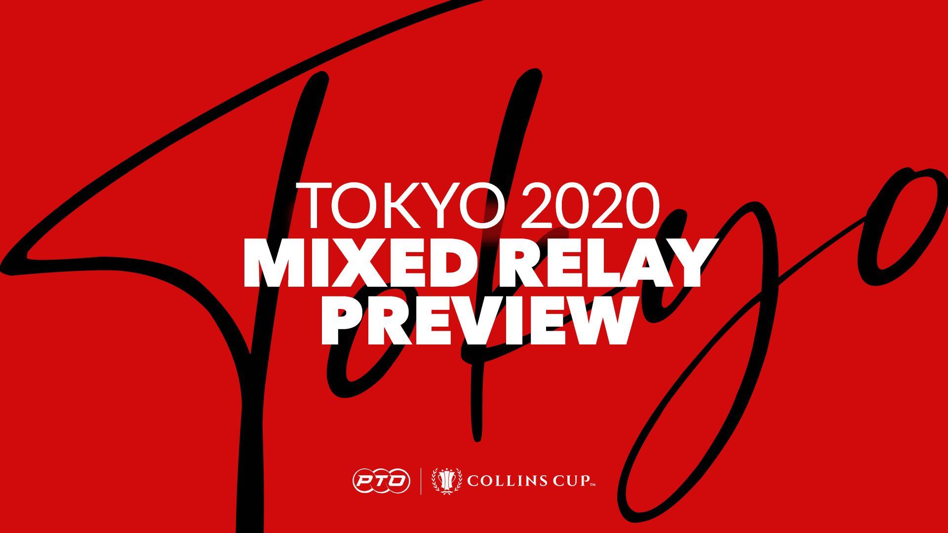 Tokyo 2020 Olympic Mixed Relay Triathlon Preview | PTO
