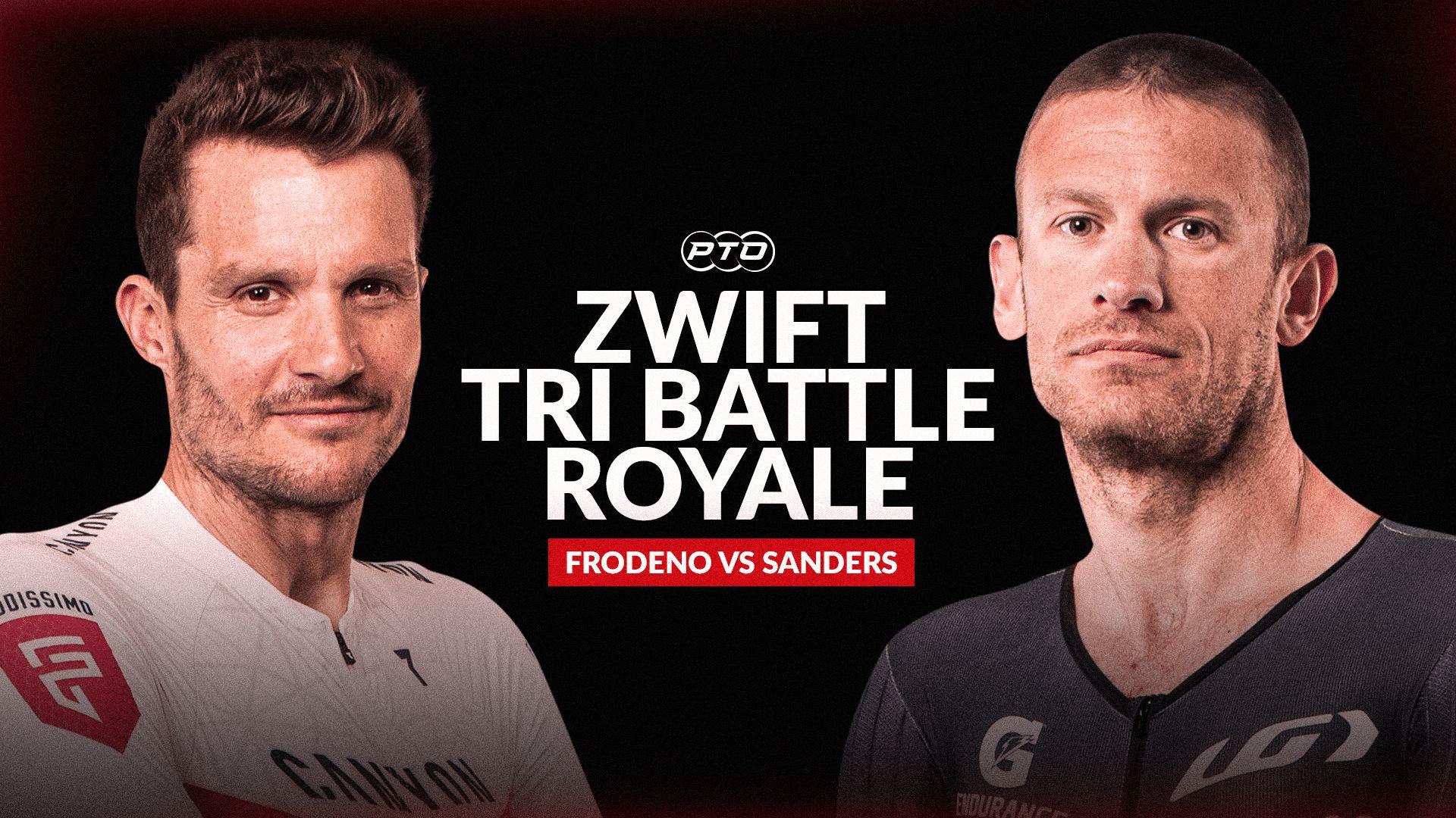 Zwift Tri Battle Royal Preview